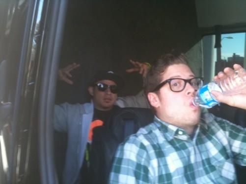 van what up
