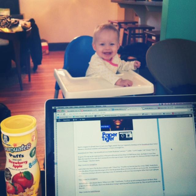 penny blogging