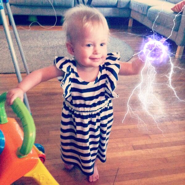 penny lightning mage