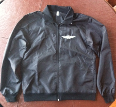 windbreaker front shot