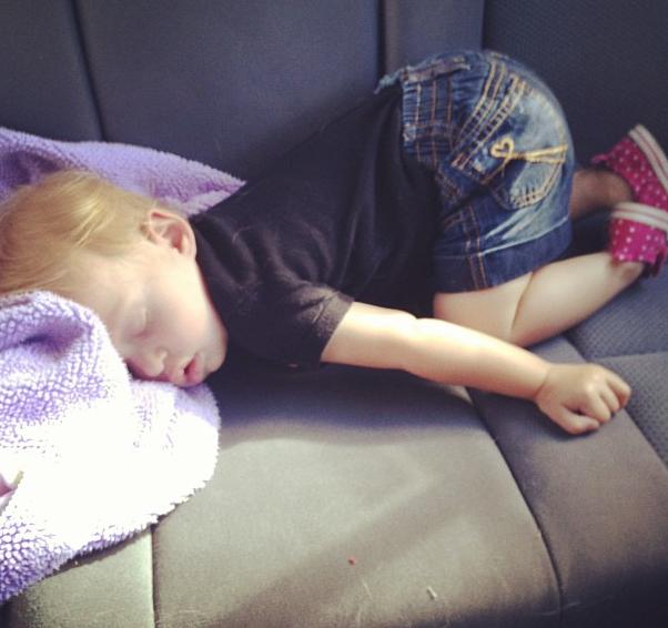 penny fest sleep
