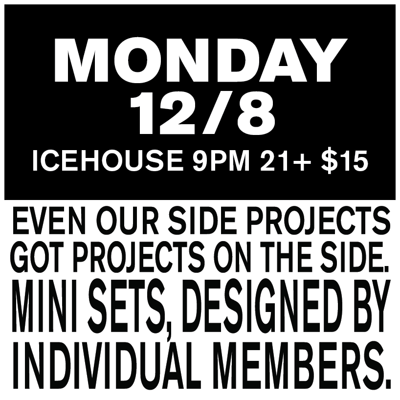 12:8 ICEHOUSE 11AM