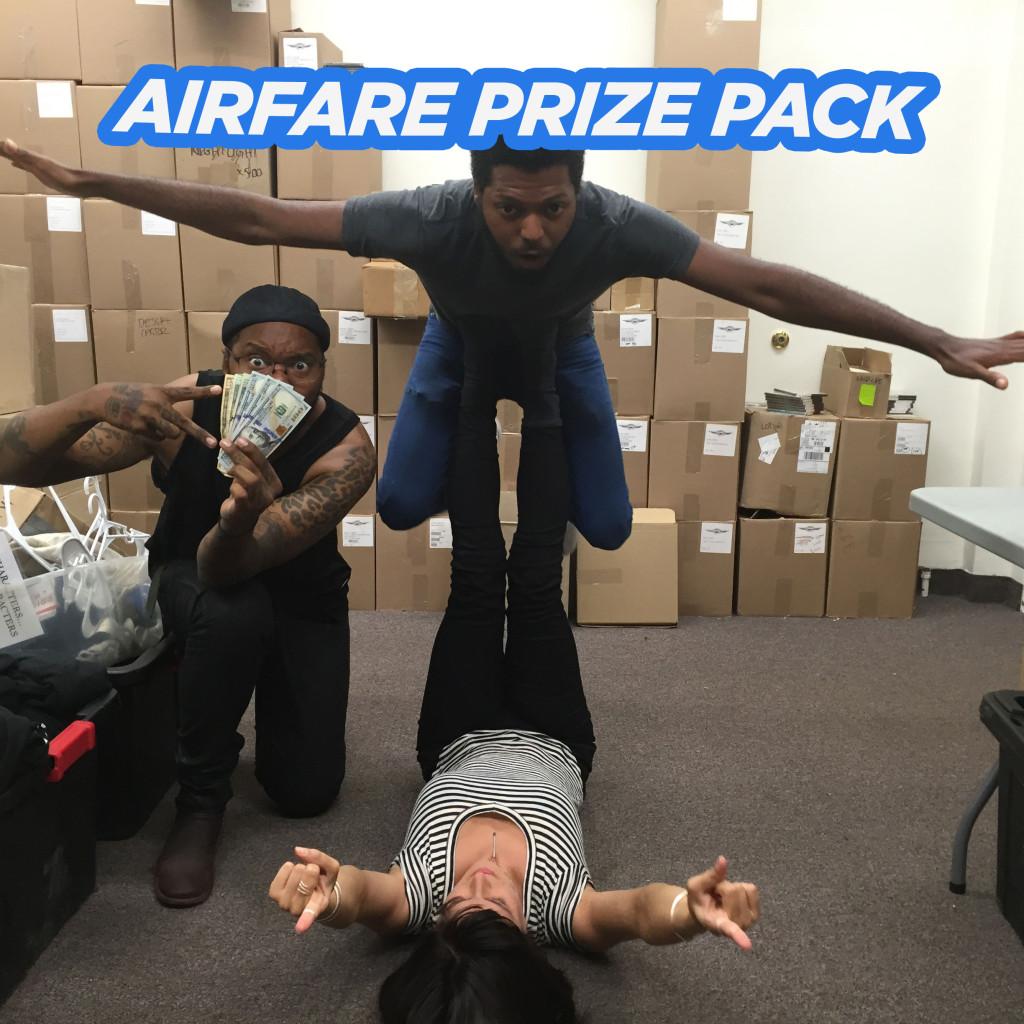 Airfare Grand Prize