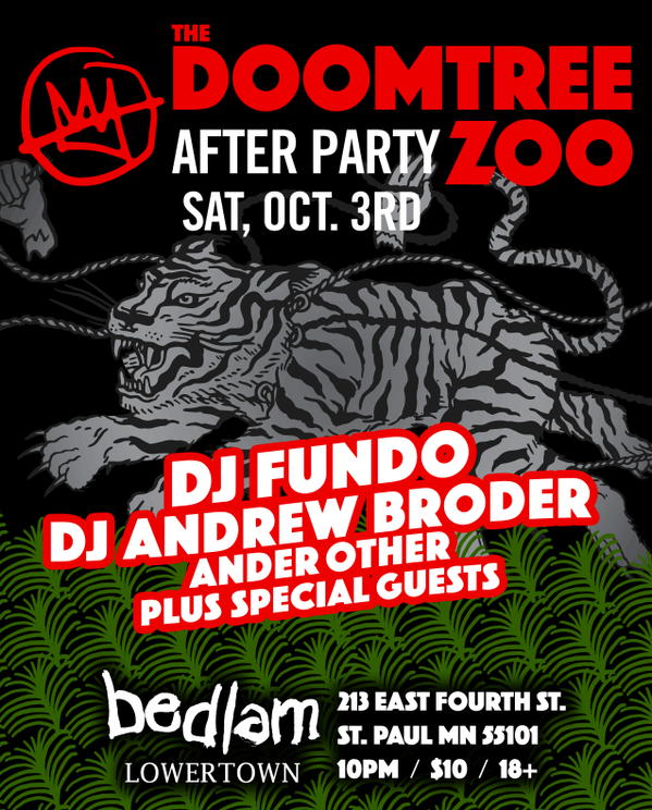 Doomtree Zoo After Party