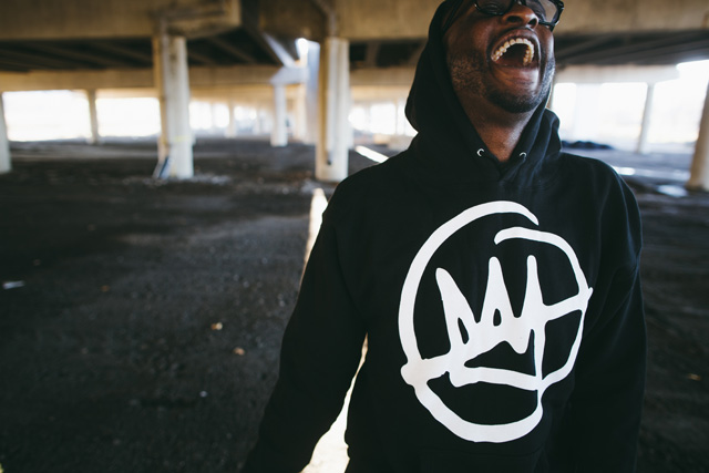 Doomtree %22No Kings%22 Pullover Hoodie
