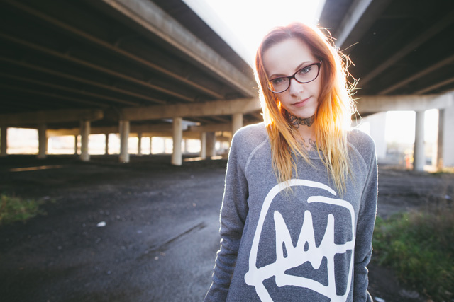 Doomtree No Kings Crewneck Sweatshirt