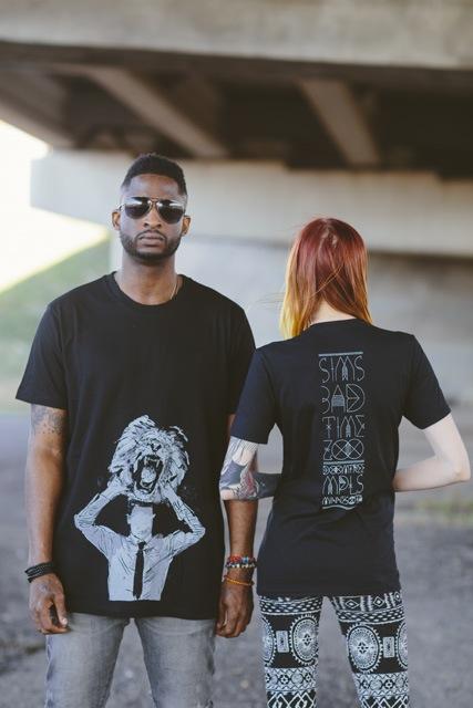 "SIMS ""Lion"" T-Shirt"