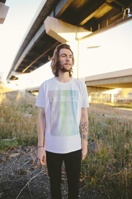 """Sims """"L'audace"""" T-Shirt (1)"""