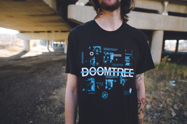 Doomtree %22Tour%22 Shirt