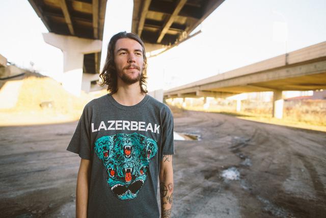 Lazerbeak %22LAZERBEASTS%22 Shirt
