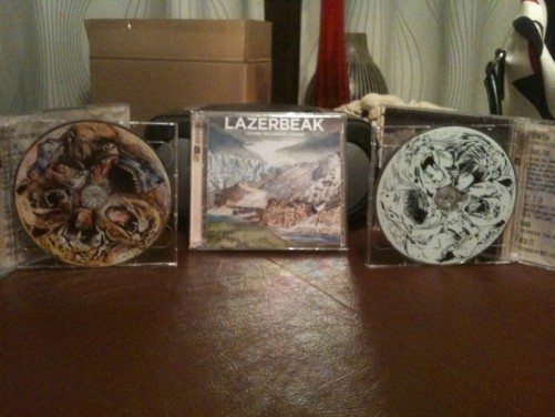 cds discs