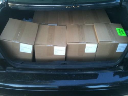 cds trunk