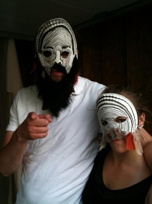 round and round masks 2