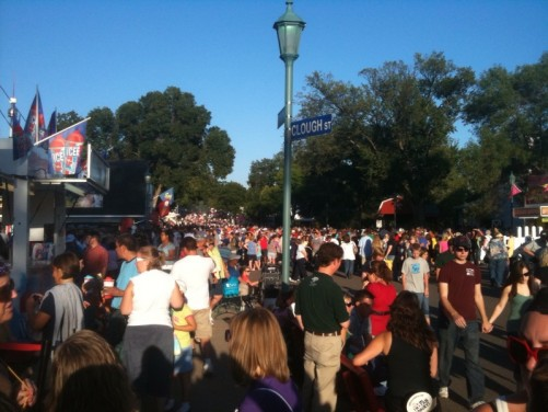 state fair madness