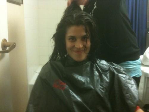 dessa haircut
