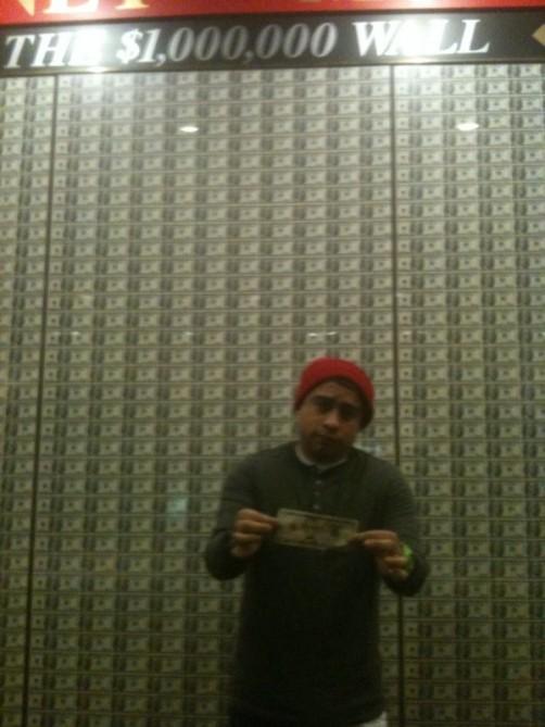 million dollar mike