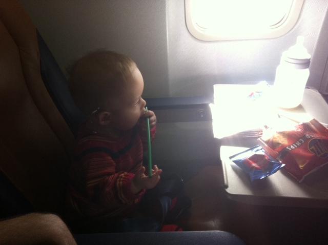 penny plane sitting