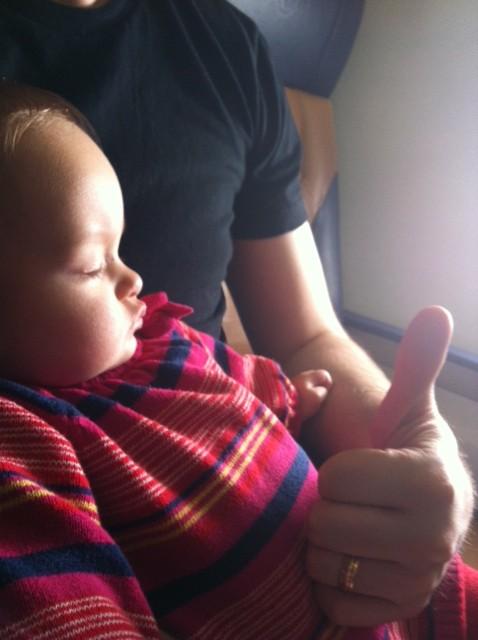 penny plane sleeping