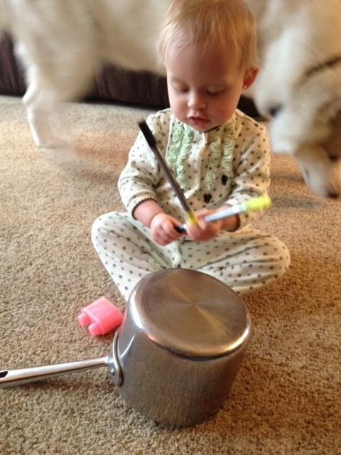 penny drummer girl