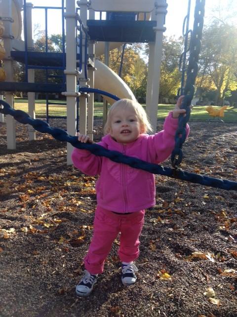 penny playground stare