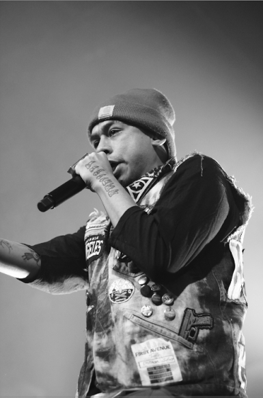 mike rap