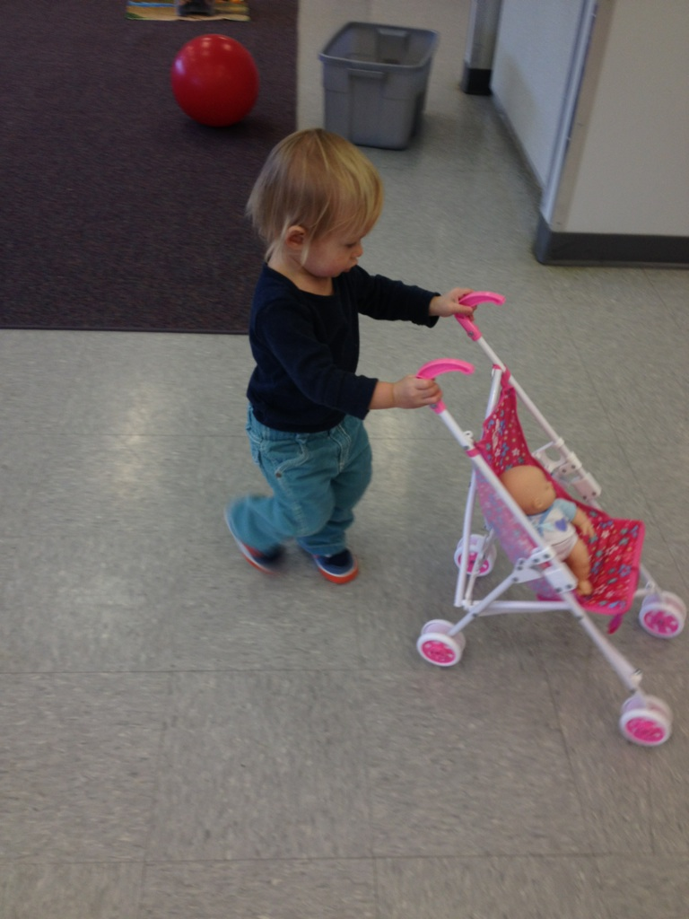 penny stroller