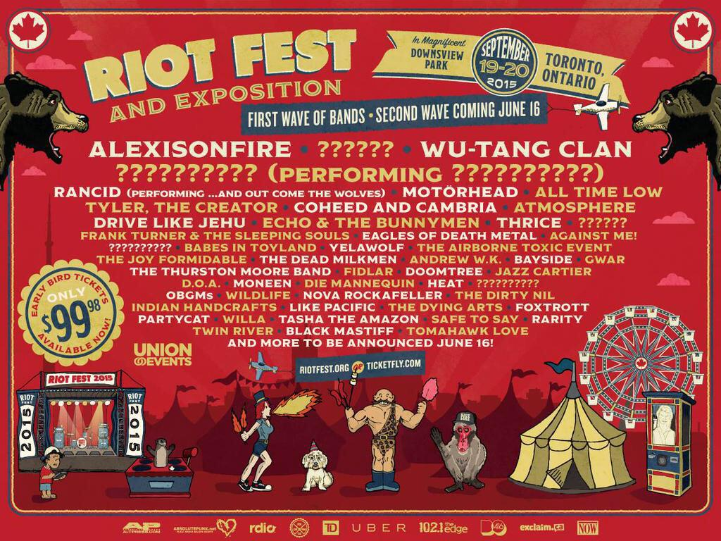 riotfest-toronto