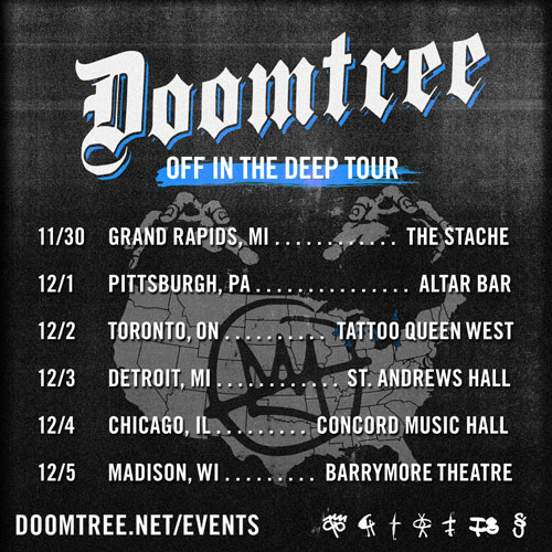 Off In The Deep Tour - Winter Edition
