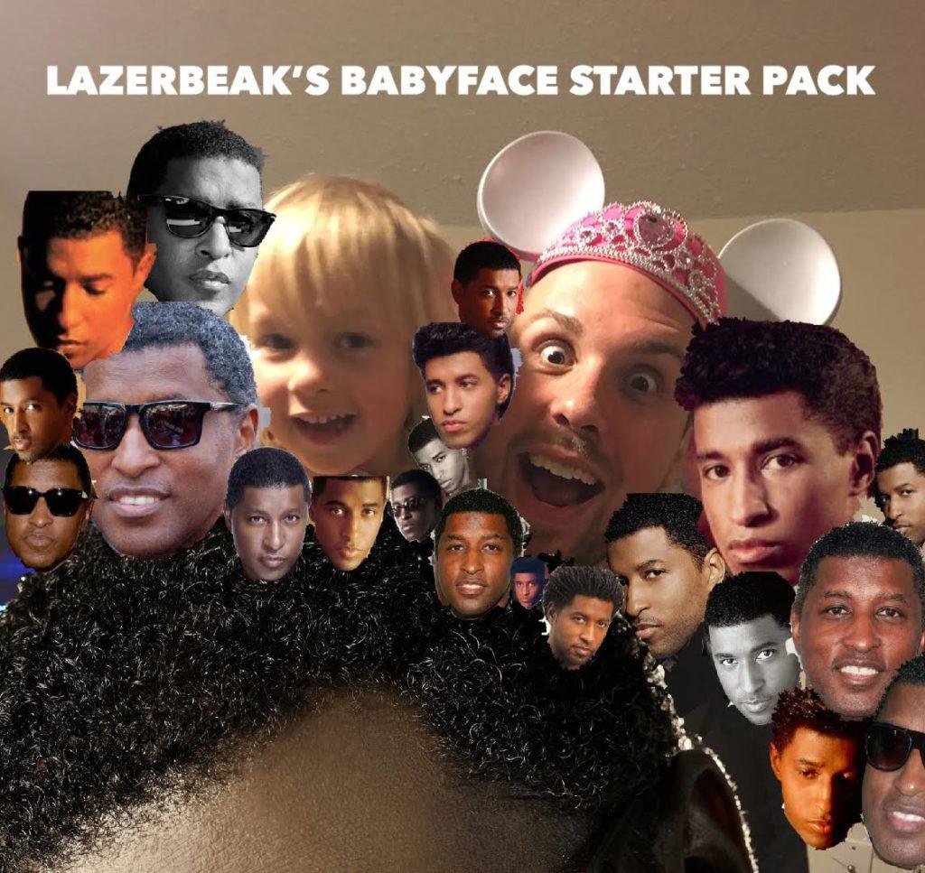 BABYFACE STARTER PACK